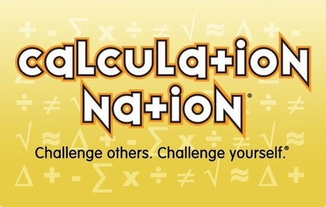 Calculation Nation® - Challenge others. Challenge yourself.® | Technology in Education | Scoop.it
