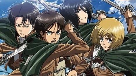 Anunciado un nuevo juego de Ataque a los Titanes para 3DS | Noticias Anime [es] | Scoop.it