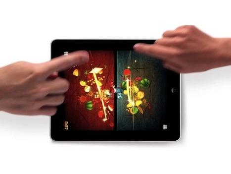 iPad : 20 jeux à jouer à plusieurs   Freewares   Scoop.it