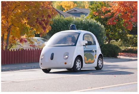 L'humain encore indispensable aux Google Car   Electromobilité   Scoop.it