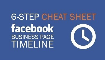 Your Cheat Sheet for the New Facebook Page Timeline Design [INFOGRAPHIC] | Artdictive Habits : Sustainable Lifestyle | Scoop.it