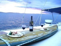 Seafood Dinner Cruises at Port Stephens this Summer- swimming in secluded coves and seafood on a catamaran | travel and tour world | Scoop.it