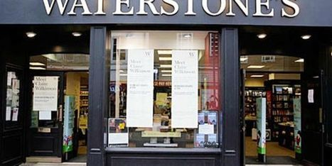 Waterstones e-commerce boss: 'Fix the basics before showboating' | BUSS4 E-Commerce | Scoop.it