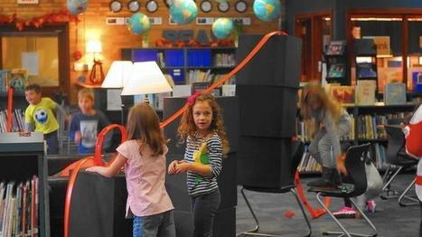 Winnetka's Hubbard Woods School turns library into 'libratory' | Techo and Geeky | Scoop.it