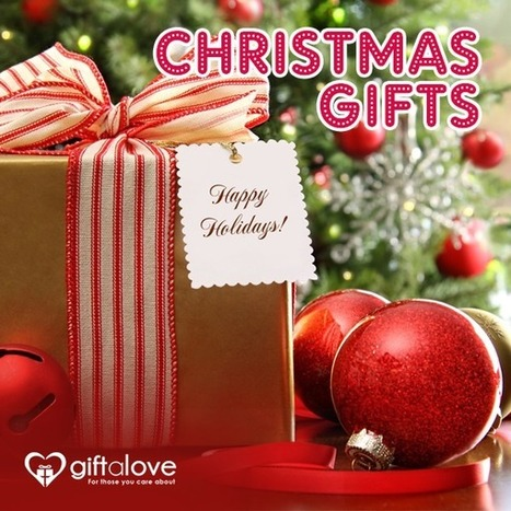 Top 5 Christmas Gift Ideas You Must Choose for Xmas Gifting This Year!   Buy Gifts & Flowers online   Scoop.it