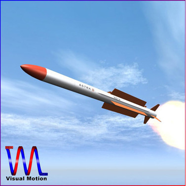 Astra BRVAAM Missile modele 3D | 3D Library | Scoop.it