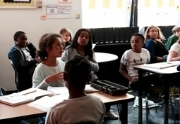 Strengthening Whole Class Discussions | Scholastic.com | Cool School Ideas | Scoop.it