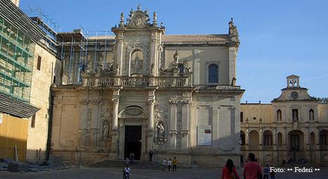 Il barocco leccese   Italia Viaggi   vacanze a lecce   Scoop.it
