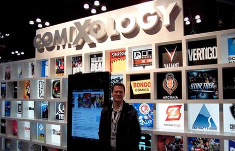 ComiXology declara 180 millones de descargas | Noticias y comentarios de actualidad. Documenta 38 | Scoop.it
