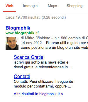 Google Authorship Markup su Wordpress | Ecco Come Attivarlo | SEO e Web Marketing | Scoop.it