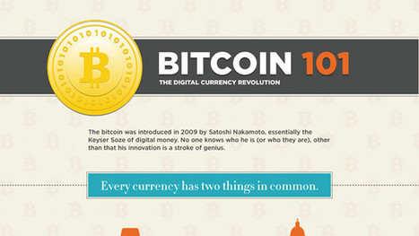 The best Bitcoin videos, infographics and podcasts - CoinDesk | Bitcoin | Scoop.it