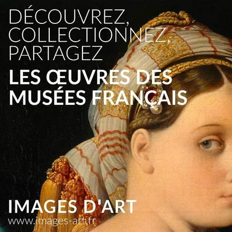 Le site Images d'art et ses 500 000 images d'oeuvres inauguré par la ministre Fleur Pellerin | Art contemporain, photo & multimédias | Scoop.it