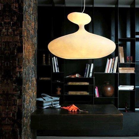 E.T.A. Sat Suspension Lamp   Shut up and take my money!   Scoop.it
