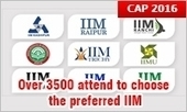 CAP 2016 for 9 IIMs over: Over 3500 attend to choose the preferred IIM; know how to decide | All About MBA | Scoop.it