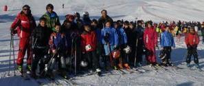 Le Ski-Club de Val-Louron encore en piste - La Dépêche   Louron Peyragudes Pyrénées   Scoop.it