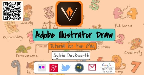 Adobe Illustrator Draw tutorial | Graphic Coaching | Scoop.it