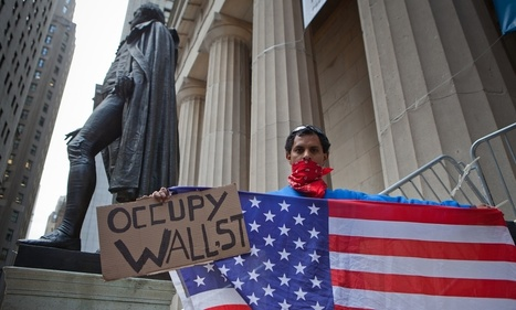 Occupy Wall Street: four years later | Peer2Politics | Scoop.it