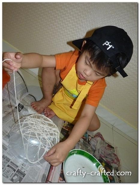 Yarn bowl « Festive Crafts « Crafty-Crafted.com | Trabalhos Manuais no Jardim de Infância | Scoop.it