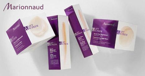 Nouveau packaging pour la gamme des soins de Marionnaud | L'actualité marketing et communication | Scoop.it