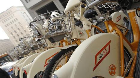 Bike sharing: a Milano in 5 anni oltre un milione e mezzo di prelievi | Offset your carbon footprint | Scoop.it
