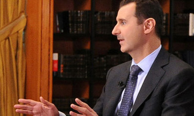 Syria: Assad says government is to receive missiles from Russia | political geography | Scoop.it