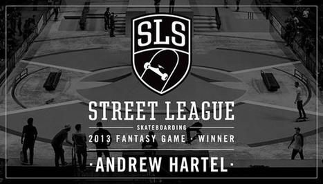 2013 Street League Skateboarding Nike SB World Tour | skateboarding | Scoop.it