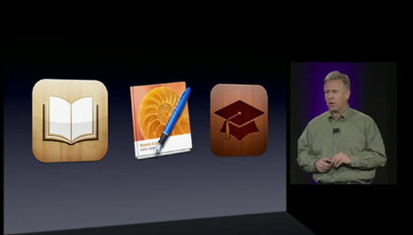 iBooks 2, iBooks Author, iTunes U : le point sur les nouveautés annoncées | LibraryLinks LiensBiblio | Scoop.it