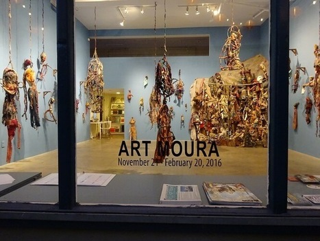 Art Moura | The Assemblage of a House of Dolls | BrutForce | Outsider & Raw Art | Scoop.it