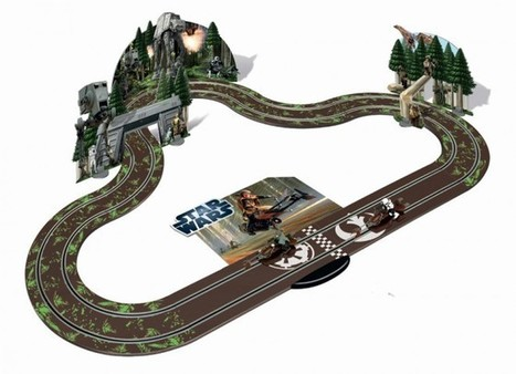 Star Wars Comes to Scalextric This Fall | All Geeks | Scoop.it