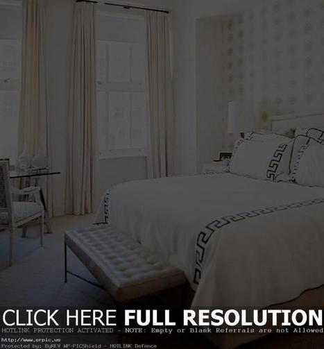 Small Apartment Bedroom Decorating Ideas White Walls | Home Design | Scoop.it