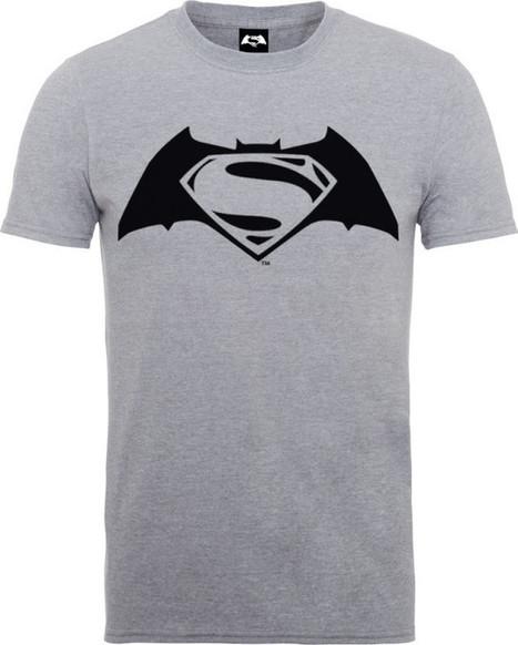 Grey Batman V Superman T-Shirt | Mens Celebrity Fashion Jackets, Coat and Suits | Scoop.it