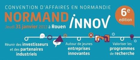 Le blog de la Miriade » L'innovation en Basse-Normandie   INNOVATION MIRIADE   Scoop.it