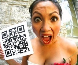 Tumblr Tuesday: Celebrating the WTF of QR codes and the mobile web | eduhackers.org | Scoop.it