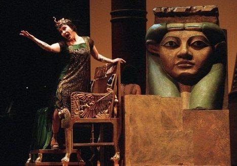 La ópera de los faraones - El Mundo | historian: people and cultures | Scoop.it