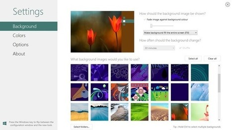 Windows 8 Start Screen Personalization With Decor8 | ajhgjhggszfcsf | Scoop.it