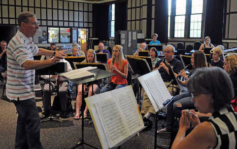 Marshall's Civic Band to play 30 melodies in 3 minutes | cjonline.com | OffStage | Scoop.it