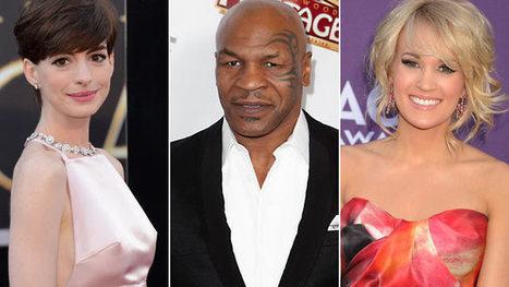 19 Vegan Celebrities - ABC News   Vegan going mainstream   Scoop.it