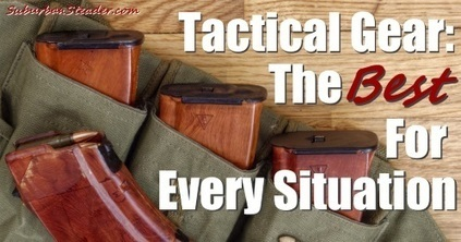 Tactical Gear: Best For Every Situation - Suburbansteader.com   911Gear.ca - Security Equipment   Police Gear   Scoop.it