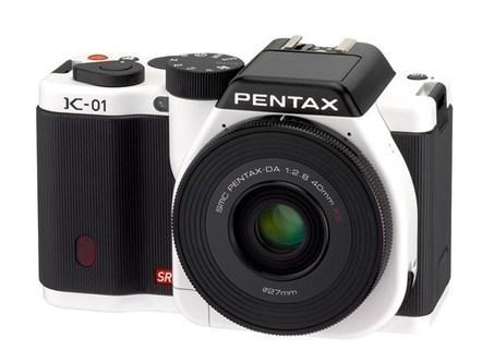 Pentax announces K-01 K-mount APS-C mirrorless camera | Photography Gear News | Scoop.it