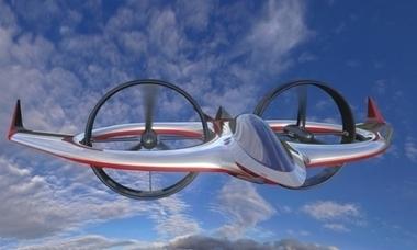 """Project Zero"" All-Electric Tilt Rotor Technology Demonstrator International Collaboration | AgustaWestland | Robolution Capital | Scoop.it"