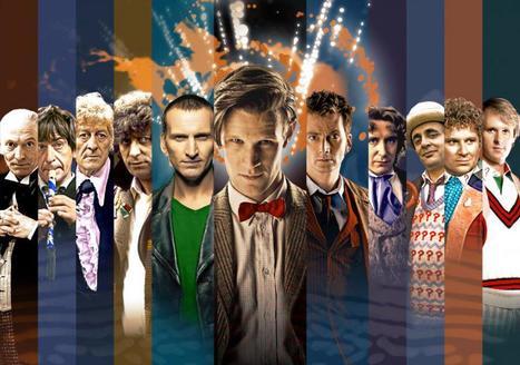 LOS 11 DOCTORES | DOCTOR WHO | Scoop.it
