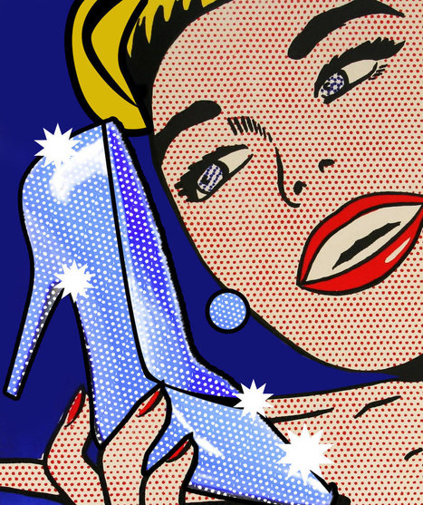 Cinderella Pop Art Version | The Arts forming our personality | Scoop.it