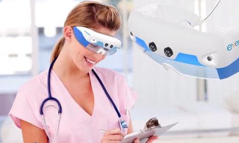Fini le carnage lors des prises de sang, votre infirmière disposera désormais de lunettes pour voir vos veines | Politique de santé | Scoop.it