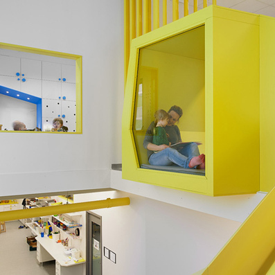 Sjötorget Kindergarten by Rotstein Arkitekter | Hospital Physicians | Scoop.it