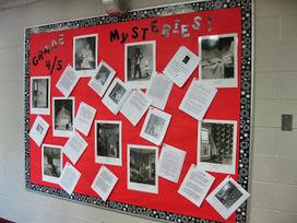 Terri's Teaching Treasures: Harris Burdick Writing | 2014 Classroom Ideas | Scoop.it