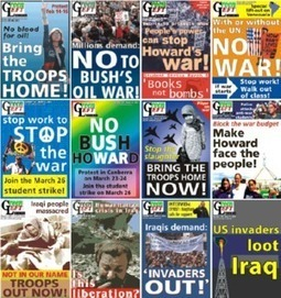 Ten years since the biggest anti-war protest in history | Green Left Weekly | Modern History Year 12 | Scoop.it