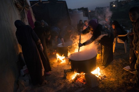 Syria's refugees| Photojournalist: Lynsey Addario | PHOTOGRAPHERS | Scoop.it