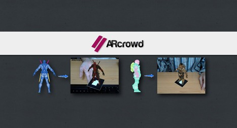 #ARcrowd, generador online de Realidad Aumentada por @enlanubetic @francescnadal | Educacion | Scoop.it