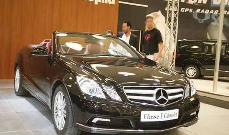 C'est confirmé par Auto Nejma ! : Bientôt un showroom pour les Mercedes d'occaz' !   Actualités Mercedes au Maroc   Scoop.it