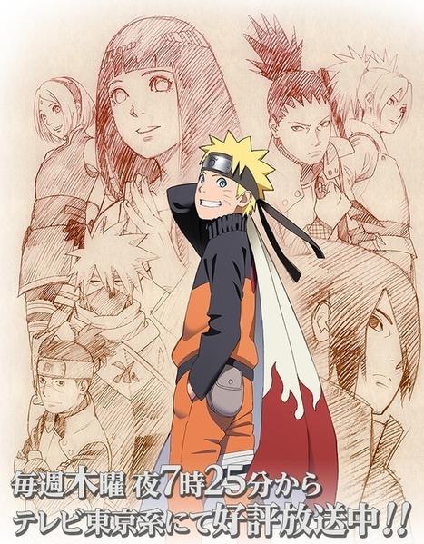 Detalles de la nueva saga de Naruto Shippûden | Noticias Anime [es] | Scoop.it